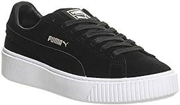 puma scarpe donna bianche e nere