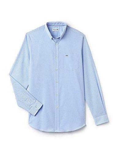 Lacoste Herren Freizeit-Hemd Blue