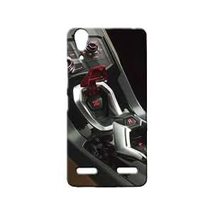 G-STAR Designer 3D Printed Back case cover for Lenovo A6000 / A6000 Plus - G1399