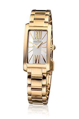 Maurice Lacroix Fiaba FA2164-PVY06-112 Damenuhr Armbanduhr Gold Gehäuse Edelstahl Gelbgoldplattiert 2N 1M. Band Gelbgoldplattiert 18 Karat 750er Gelbgold Saphirglas Swiss Made
