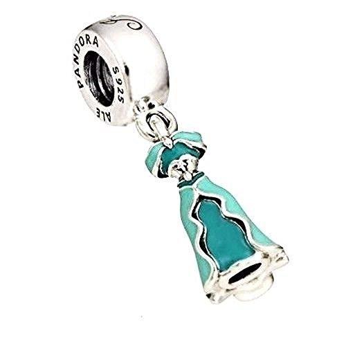 Pandora Disney Jasmin 's Kleid baumeln Charm 791791enmx (Pandora Baumeln Authentisch Charms)