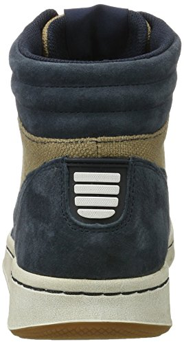 Caterpillar Herren radii Hohe Sneakers Blau (Mens Navy)
