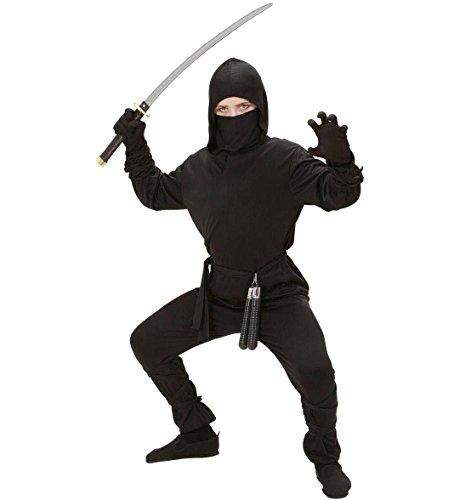 Ninja - Kinder-Kostüm - Large - 158cm