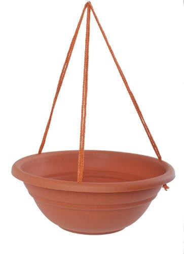 Bloem mbhb1517-4643,18cm Milano Hanging Basket-Terra Cotta - Plastica Terra Cotta