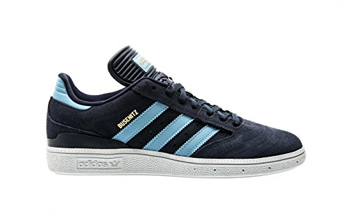 adidas Busenitz, Chaussures de Skateboard Homme, Bleu (Maruni/Azucla/Dormet), 46 EU