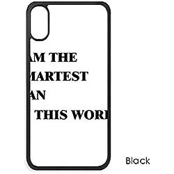 beatChong Ich bin der klügste Mann für iPhone X-Hüllen phonecase Apple-Abdeckungs-Hüllen-Geschenk