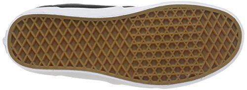 Vans ATWOOD Herren Sneakers Schwarz (suede/graphite/blanket)