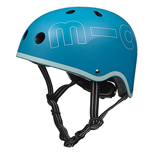 Micro Scooter Safety Helmet Aqua For Boys And Girls Cycling Skating