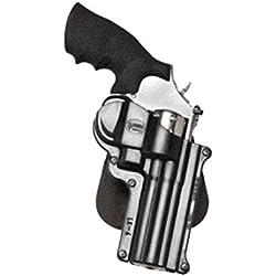 "Fobus concealed carry ROTO Rotating Paddle Holster for S&W L&K Frame 4"" Smith&Wesson L&K Frame 4inch Barrel / Zastava R 357 M83. / Taurus 65 / .357 Magnum"