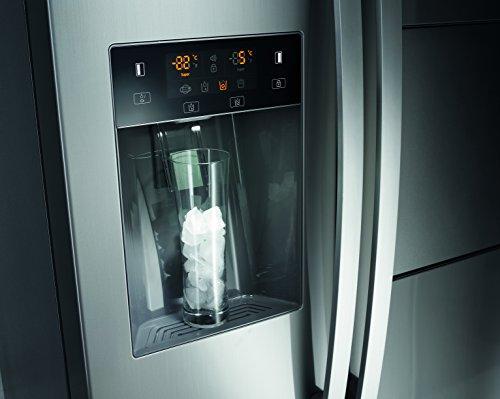 Side By Side Kühlschrank Integriert : Side by side kühlschrank test & vergleich 2018 top 10 produkte