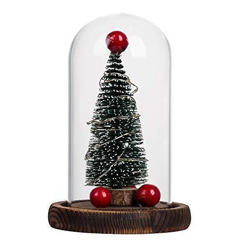 Surenhap Lampes de Bouteille Lumière de Fil de cuivre 10 Arbre de Noël de LED pour des Cadeaux de fête décor à la Maison