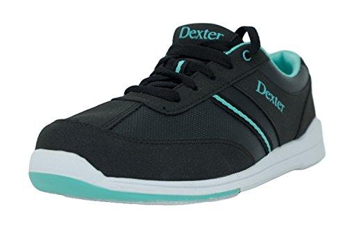 Dexter Dani Bowling-Schuhe für Damen, für Rechts- und Linkshänder Schuhgröße 36-41 (38,5)
