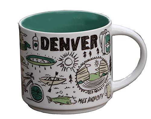 Starbucks Been There Serie Denver Tasse