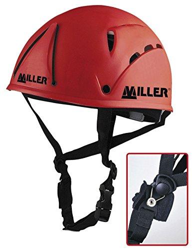 Honeywell Safety Kletterhelm 1007048 rot, EN397 Schutzhelm 7312550170489