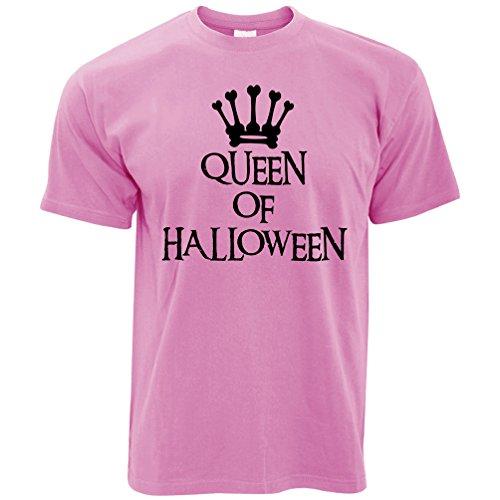 von Halloween Spooky Scary Kostüme Lustig Cool Creepy Königs Herren T-Shirt (Scary Halloween-t-shirts)