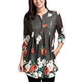 Best Augusta Exercise Shirts - TWIFER Women Shirt Tee Top Blouse Ladies Sexy Review