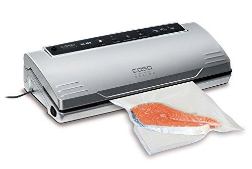 CASO VC100 Vakuumierer - Vakuumiergerät, Lebensmittel bleiben bis zu 8x...