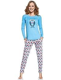 fedcb0aa31 Amazon.es  pijamas mujer invierno - XL   Mujer  Ropa