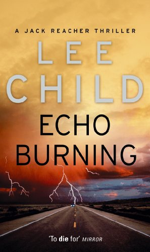 Jack Reacher Vol. 5: Echo Burning 5 Jack