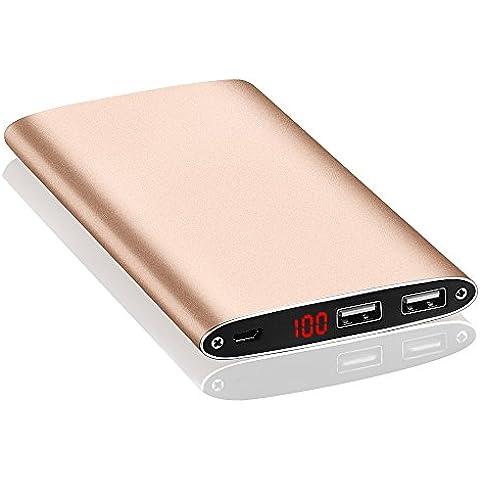 Cargador Portátil Móvil Power Bank Batería Externa para iPhone,Android Smartphones y Más Dispositivos Digitales