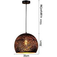 POPA Vintage lampadario / lampadario in ferro / Single-testa lampadario Industria Vento Rust Salvataggio lampadari ( dimensioni : 7 )