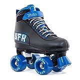 SFR Vision II Patins à roulettes Unisexe Enfant, RS239, Bleu (Blue), 32 EU