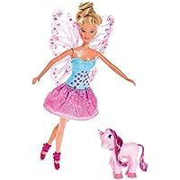 Simba 105733021 - Steffi Love Puppe als Fee