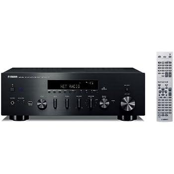 Yamaha R-N500 Amplificateur Hi-Fi Noir