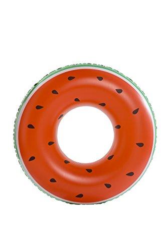 Jilong 37343 - ciambella anguria gonfiabile jumbo watermelon