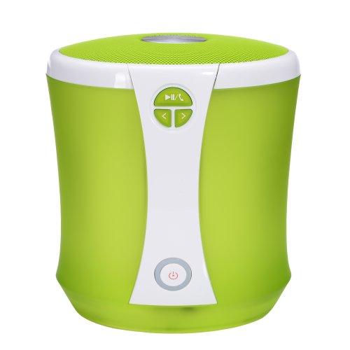 Ultron TerraTec Concert BT NEO Bluetooth Lautsprecher grün