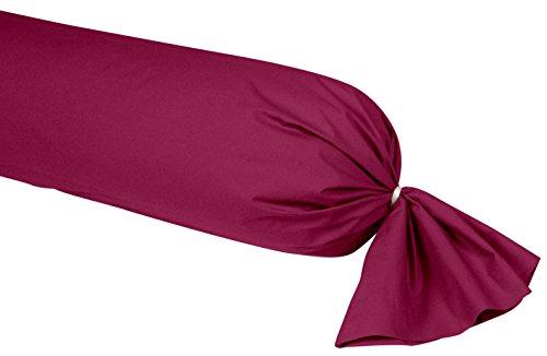 VENT DU SUD Taie d'oreiller et taie de traversin Percale Pur Coton peigné Longues Fibres 80 Fils/cm²