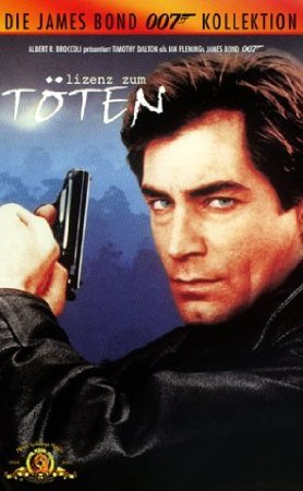 Bild von James Bond 007 - Lizenz zum Töten [VHS]