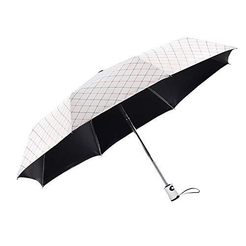 Paraguas Plegable Apertura Cierre Automático Compacto