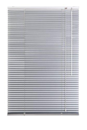Lichtblick AJ.060.220.02 Jalousie Aluminium - Silber 60 cm x 220 cm (B x L)