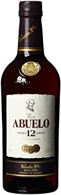 Ron Abuelo 12 Year Old Rum, 70 cl