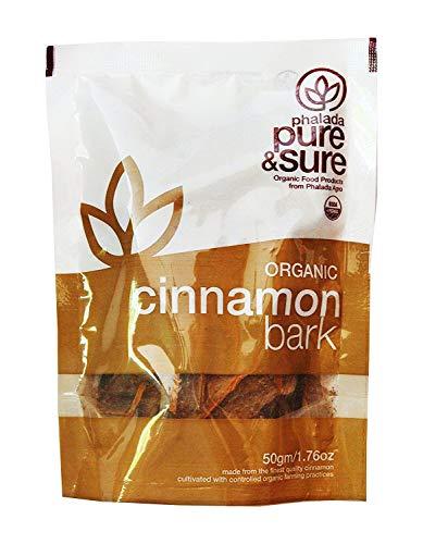 """Pure & Sure Bio Zimtrinde, 50 g von """"Bharat Bazaar"""""""