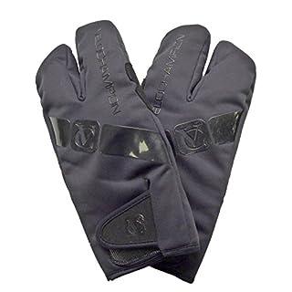 VeloChampion VC Comp Pro Winter Lobster Gloves - Black (Large)
