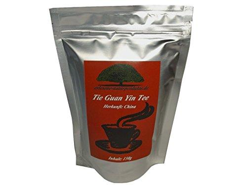 Tie Guan Yin Tee (Ti Kuan Yin) 150g von erlesene-naturprodukte.de (Ti Guan)