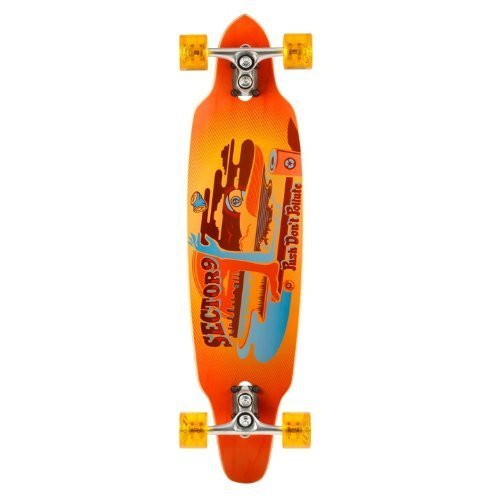 sector-9-tempest-red-complete-longboard-with-gullwing-sidewinder-trucks-by-sector-9