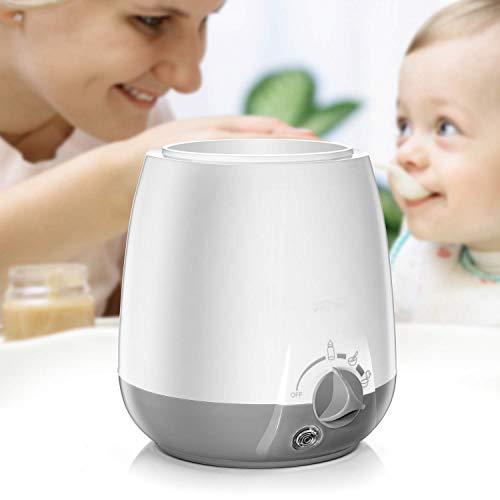 Babykostwärmer Simply Hot für Fläschchen und Gläschen, mit Warmhaltefunktion, beige