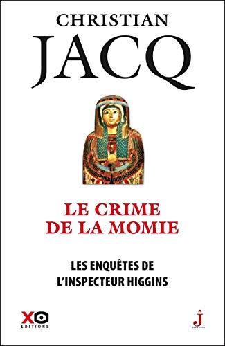 Les enquêtes de l'inspecteur Higgins - tome 1 Le crime de la momie (01)