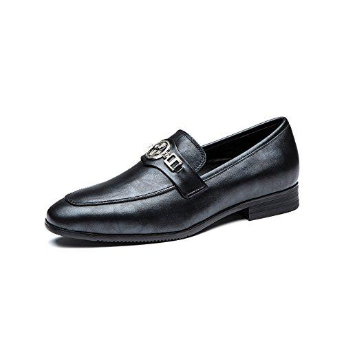 OPP Chaussures de Travail en Cuir Sneaker Classique Basses Mixte Adulte