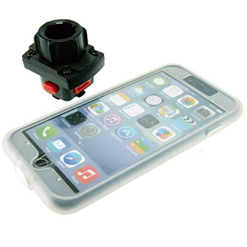 Tigra Regen Schutz Mountcase With 25mm Sockel für Apple IPHONE 8 Plus (5.5 Zoll Bildschirm) -