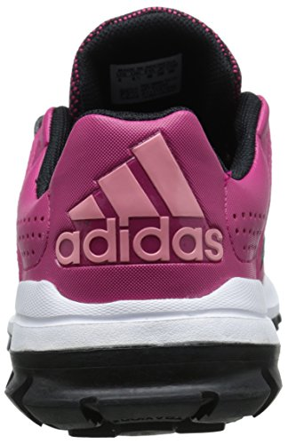 Adidas Performance Slingshot Trail Running Shoe, bleu / raw pourpre / bleu, 5 M Us Pink/Black/Pink