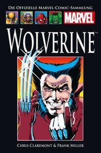 Die offizielle Marvel-Comic-Sammlung 3: Frank Miller's Wolverine - Wolverine Marvel Comics
