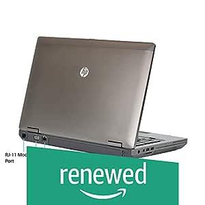 (Renewed) HP 6460b Probook 14 Inch Screen Laptop (2nd Gen Intel Core i5 - 2410m /8 GB/1000 GB HDD/Windows 7 Pro), Copper