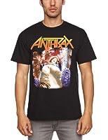 Loud Distribution Anthrax - Quarantine Men's T-Shirt