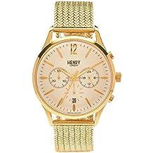 Henry London ltext-orologio Cronografo in acciaio inox Westminster luenette HL41 - CM-0020 (Ricondizionato Certificato)