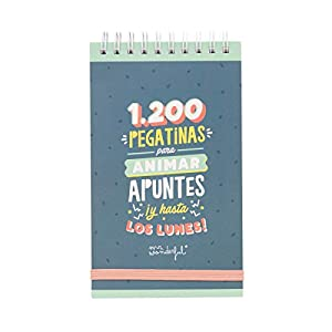 Mr. Wonderful Bloc con 1200