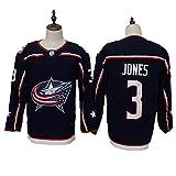 Yajun Seth Jones?3/Artemi Panarin?9 Columbus Blue Jackets Eishockey Trikots Jersey NHL Herren Sweatshirts Damen T-Shirt Bekleidung -